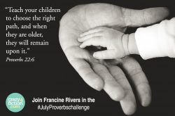 Proverbs Challenge: On Child Rearing
