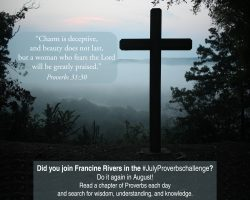Proverbs Challenge:  Being a True Disciple